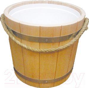 Ведро деревянное Мануфактура Шингарёв и Ко ПВ-22 - общий вид