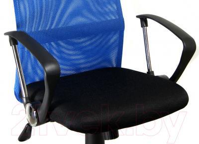 Кресло офисное Деловая обстановка Бета (синий)