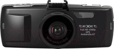 Автомобильный видеорегистратор TeXet DVR-5GS - общий вид