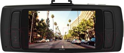 Автомобильный видеорегистратор TeXet DVR-5GS - экран