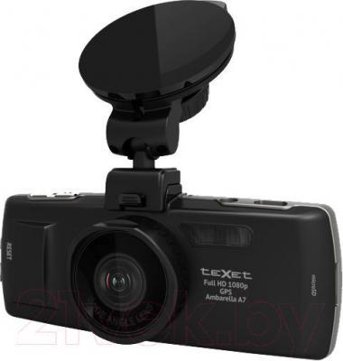 Автомобильный видеорегистратор TeXet DVR-5GS - с креплением