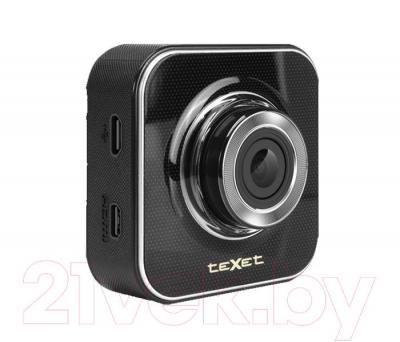 Автомобильный видеорегистратор TeXet DVR-650W - разъемы