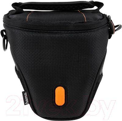 Сумка для фотоаппарата Hama Sorento 60COLT (черно-оранжевый) - общий вид