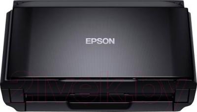 Протяжный сканер Epson WorkForce DS-520 - вид сверху