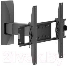 Кронштейн для телевизора Electric Light КБ-01-59 (черный) - общий вид