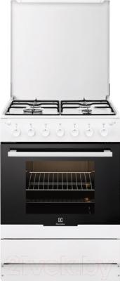 Кухонная плита Electrolux EKG61102OW