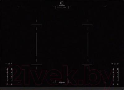 Индукционная варочная панель Electrolux EHL97640FK - общий вид