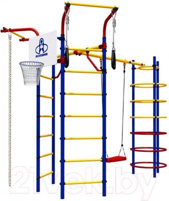 Игровой комплекс Romana Космодром-15 (СК-3.3.15.22-01) - общий вид