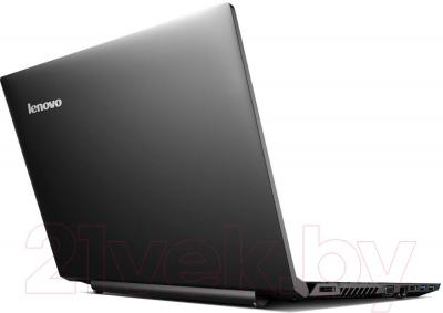 Ноутбук Lenovo B50-30G (59422289) - вид сзади