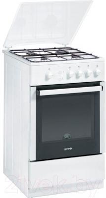 Кухонная плита Gorenje GN51102AW - общий вид