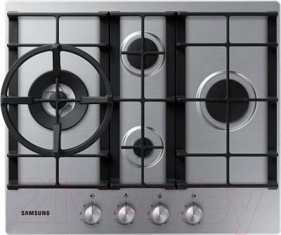 Газовая варочная панель Samsung NA64H3040BS/WT - вид сверху