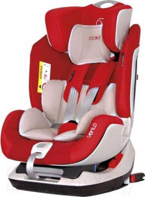 Автокресло Coletto Vento Isofix (красный) - общий вид