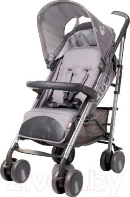 Детская прогулочная коляска 4Baby City 2015 (серый) - общий вид