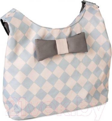 Детская универсальная коляска Anex Zana Putti 2 в 1 (бежевый) - сумка