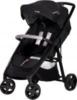 Детская прогулочная коляска EasyGo Quantum Black (Carbon) -