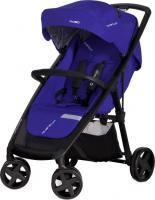 Детская прогулочная коляска EasyGo Quantum Black (Navy) -