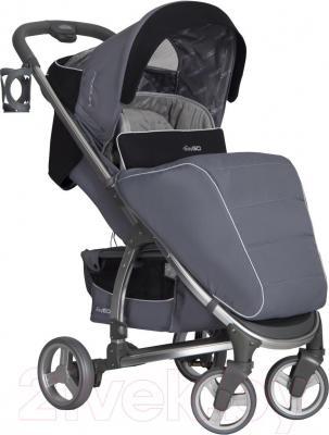 Детская прогулочная коляска EasyGo Virage (Carbon)