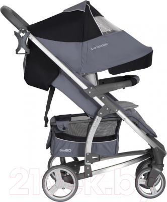 Детская прогулочная коляска EasyGo Virage (Latte)