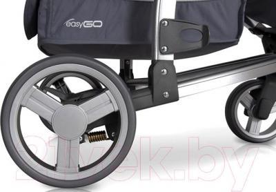 Детская прогулочная коляска EasyGo Virage (Sapphire) - колеса