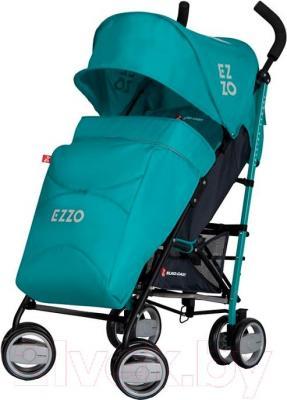 Детская прогулочная коляска Euro-Cart Ezzo (Emerald) - общий вид