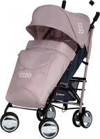 Детская прогулочная коляска Euro-Cart Ezzo (Mocca) -