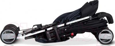 Детская прогулочная коляска Euro-Cart Ezzo (Sapphire) - в сложенном виде