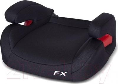 Автокресло EasyGo FX (Carbon) - трансформация в бустер