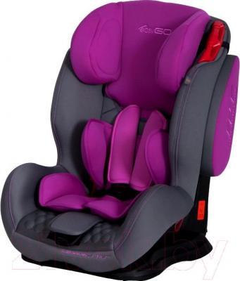 Автокресло EasyGo Maxima Isofix (Purple) - общий вид