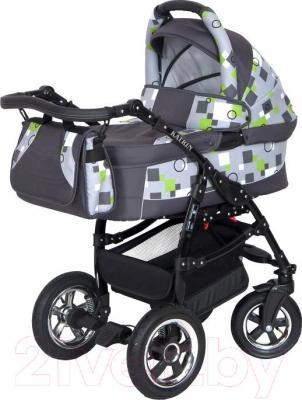 Детская универсальная коляска Expander Katrin 2 в 1 (102) - общий вид
