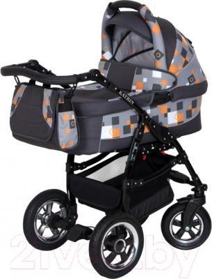 Детская универсальная коляска Expander Katrin 2 в 1 (105) - общий вид