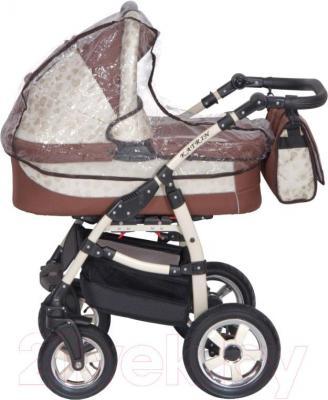 Детская универсальная коляска Expander Katrin 2 в 1 (106) - дождевик