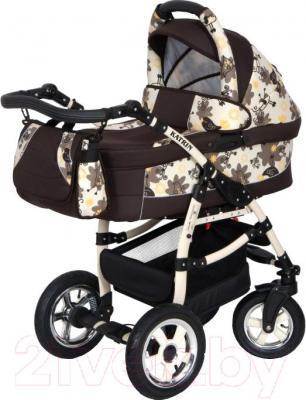 Детская универсальная коляска Expander Katrin 2 в 1 (107) - общий вид