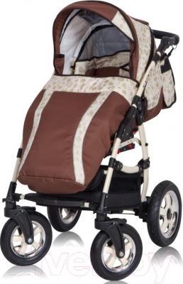 Детская универсальная коляска Expander Katrin 2 в 1 (107) - чехол для ног
