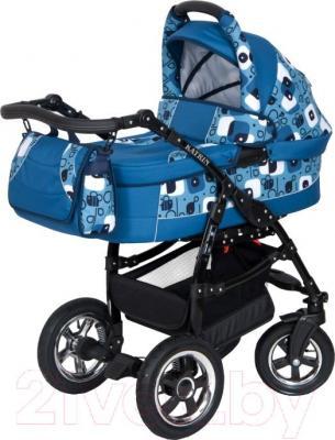 Детская универсальная коляска Expander Katrin 2 в 1 (108) - общий вид