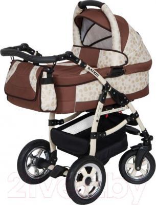 Детская универсальная коляска Expander Katrin 2 в 1 (110) - общий вид