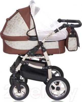 Детская универсальная коляска Expander Katrin 2 в 1 (110) - москитная сетка