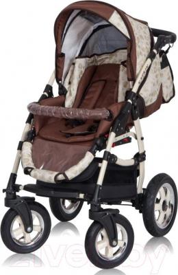 Детская универсальная коляска Expander Katrin 2 в 1 (110) - прогулочная