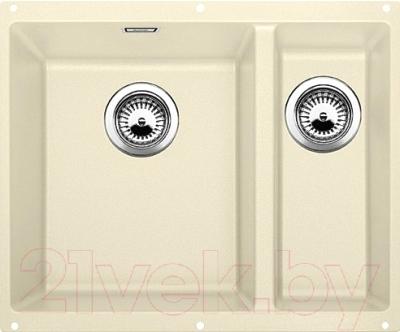 Мойка кухонная Blanco Subline 340/160-U (513791)