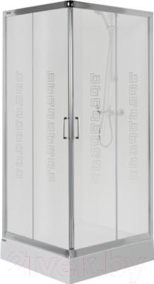 Душевой уголок Sanplast KP4/TX4-80-S