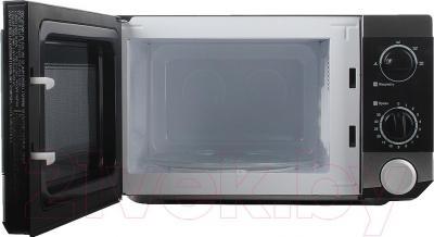 Микроволновая печь Daewoo KOR-6L45 - в открытом виде