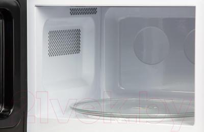 Микроволновая печь Daewoo KQG-6L7B - с открытой дверцей