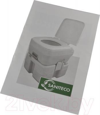 Портативный биотуалет Saniteco CHH-2010 - инструкция