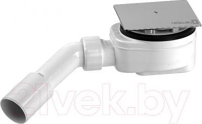 Сифон для душевого поддона Radaway R399 (белый) - реальный цвет крышки - белый
