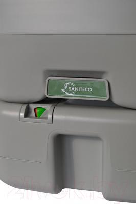 Портативный биотуалет Saniteco CHH-2315 - индикатор заполнения нижнего бака