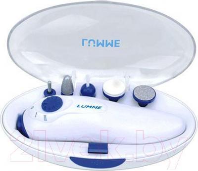 Маникюрный набор Lumme LU-2402 (синий) - общий вид