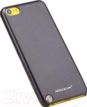 Накладной чехол Nillkin Multi-Color (черный, для Ipod Touch 5) - общий вид