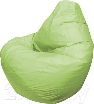Бескаркасное кресло Flagman Груша Макси Г2.2-02 (салатовый) - общий вид
