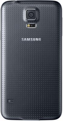 Смартфон Samsung Galaxy S5 Duos LTE / G900FD (черный)