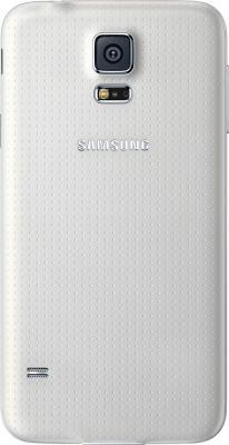 Смартфон Samsung Galaxy S5 Duos LTE / G900FD (белый)