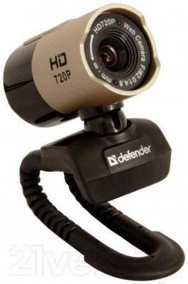 Веб-камера Defender G-Lens 2577 HD720p / 63177 - общий вид
